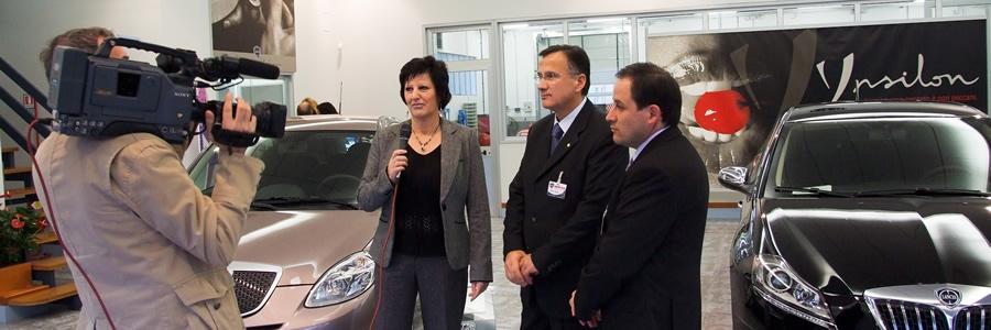 Inaugurazione nuova sede Bigioli Auto Sansepolcro