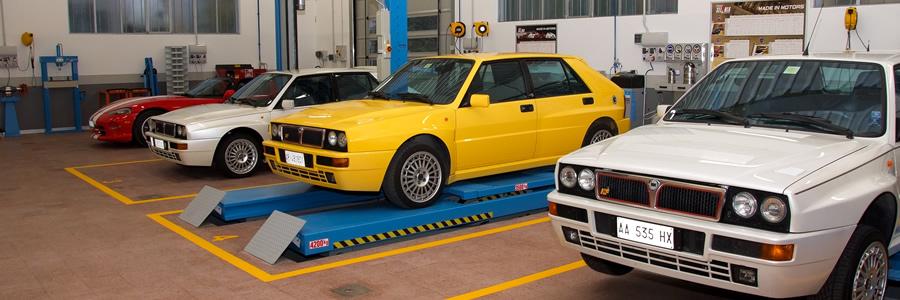 Officina Service Lancia Sansepolcro